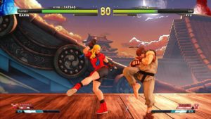 Street Fighter V: Arcade Edition incluirá 200 finales diferentes