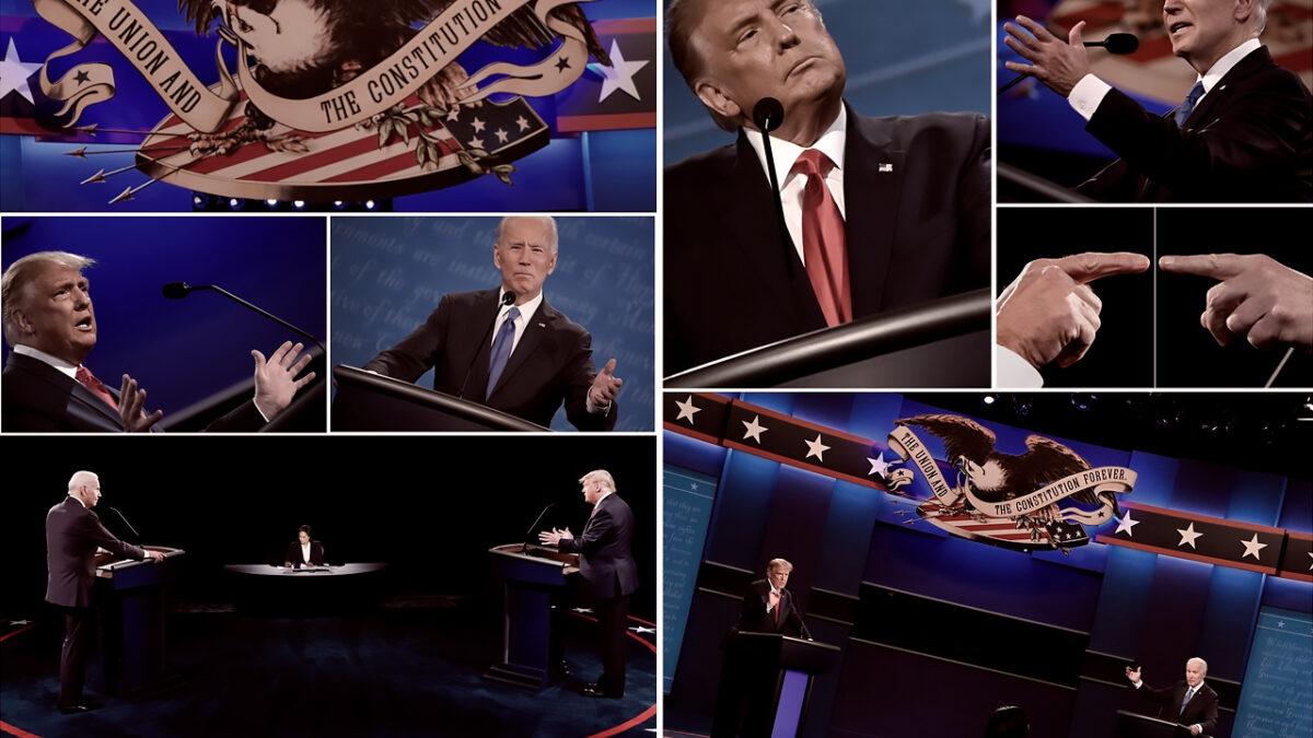Metrics - Conversación digital, Debate presidencial, EEUU, Elecciones 2020, Estados Unidos, Stakeholders