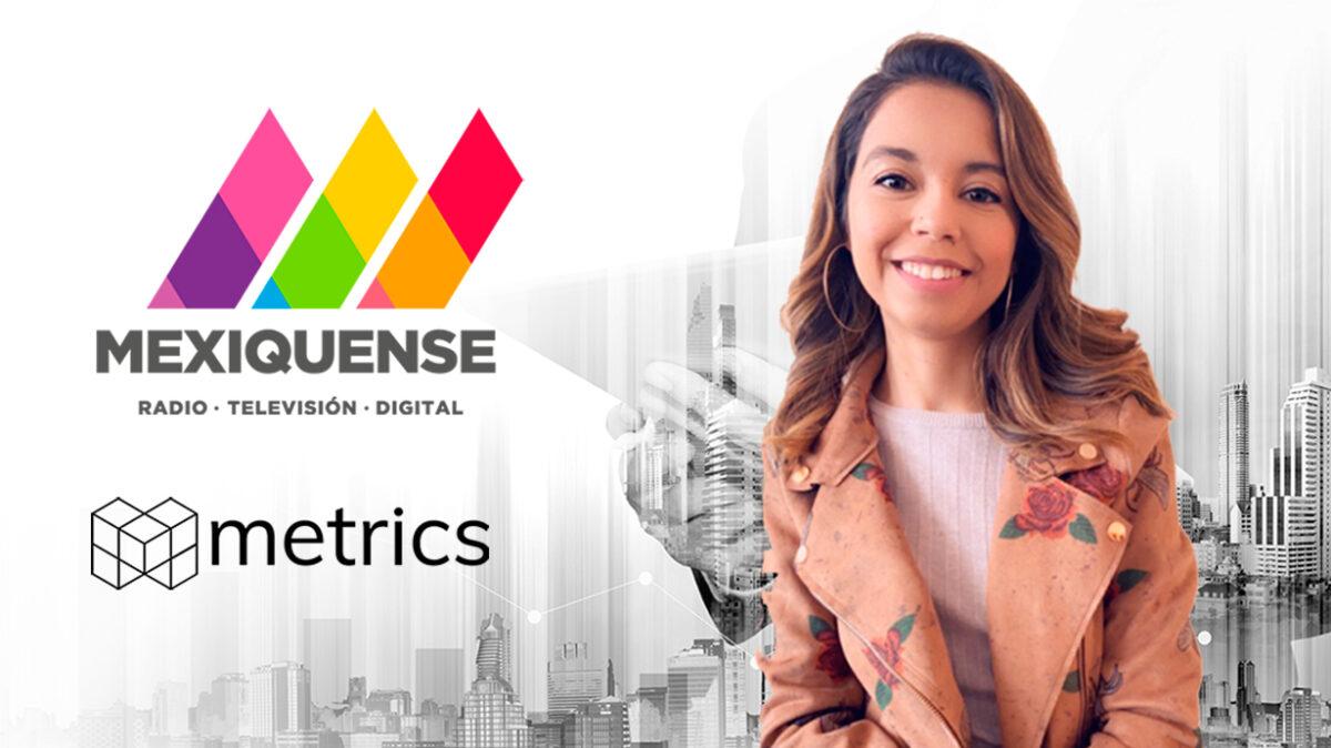 Metrics, Metricser, Análisis situacional, Conversación digital, Tendencias, Stakeholders, Colaborciones, Ingrid Álvarez