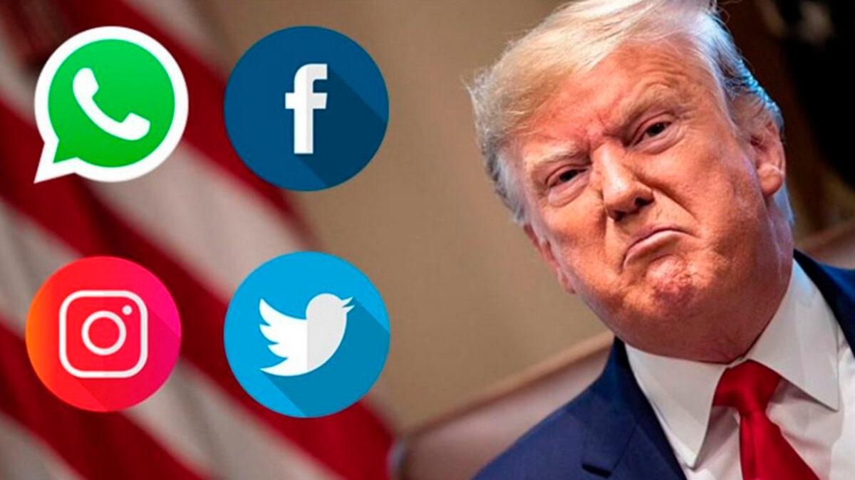 Metrics, Metricser, Agenda pública, Conversación digital, Colaboraciones, Tendencias, Estados Unidos, Capitolio, Donald Trump, Redes sociales,