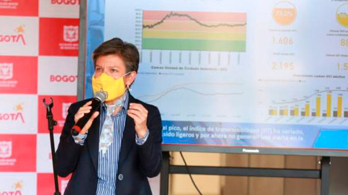 Metrics, metricser, conversación digital, stakeholders, tendencias, Bogotá, gestión, Colombia, Claudia López,