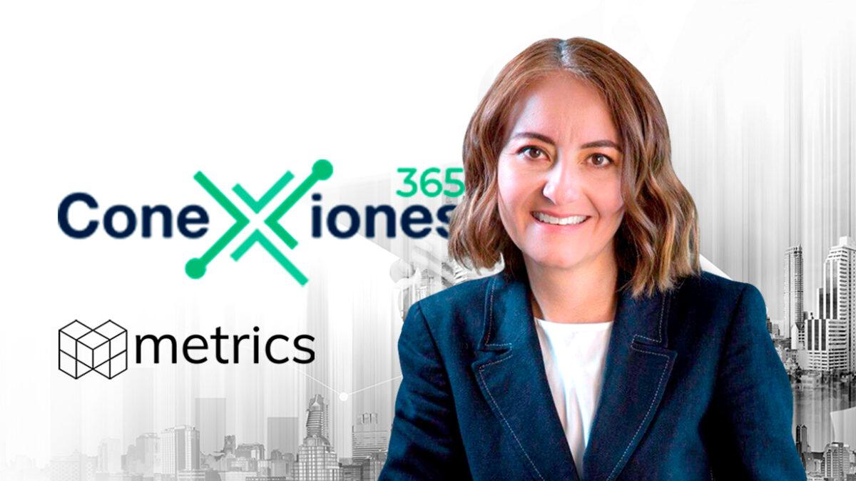 Metrics, Metricser, Colaboraciones, Tendencias, Stakeholders, Conversación digital, Conexiones 365,