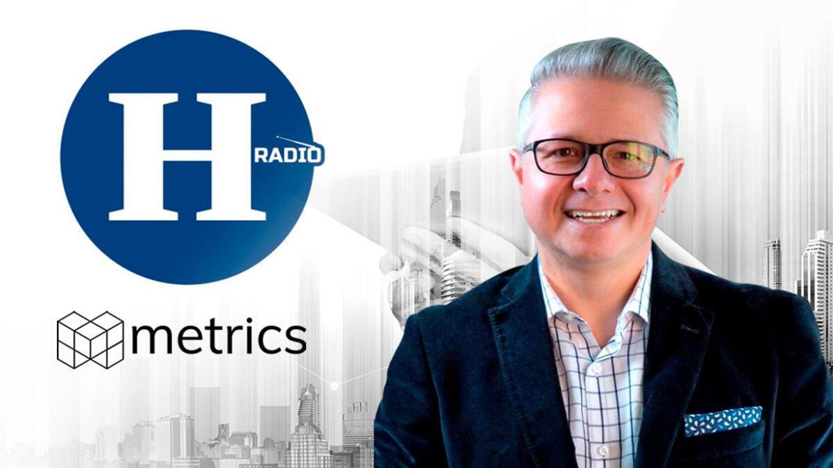 Metrics, Metricser, Colaboraciones, El Heraldo Radio, Conversación digital, Tenencias, Stakeholders, Agenda pública