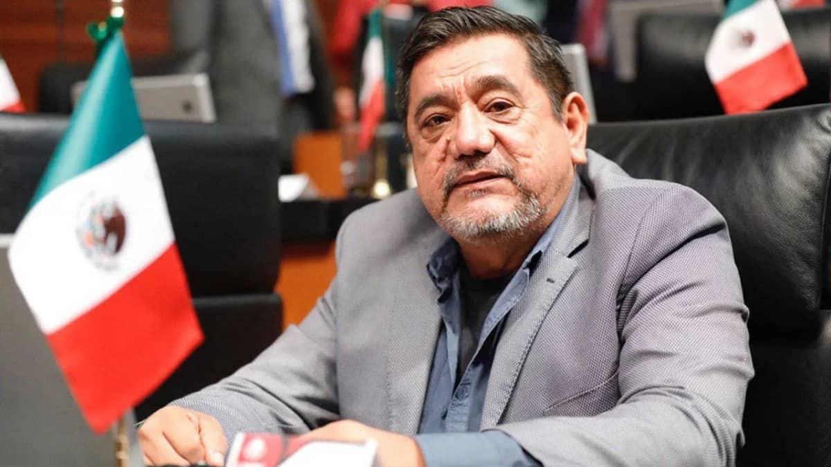 INE cancela candidatura de Félix Salgado Macedonio