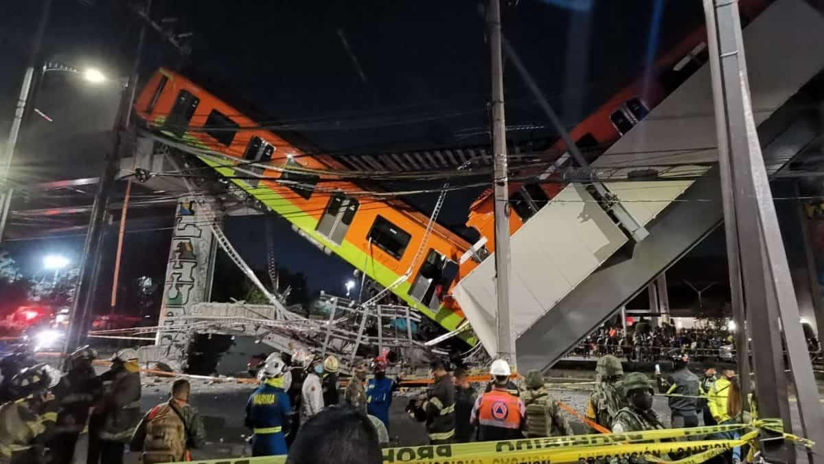 Colapso de la línea 12 del metro de la CDMX genera molestia en la audiencia pública digital