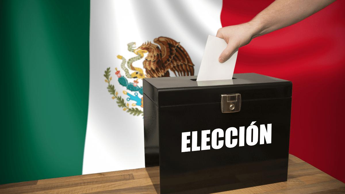 participación electoral en México durante la elección 2021