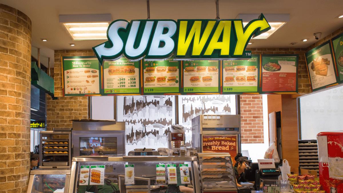 Imagen de Subway en Estados Unidos